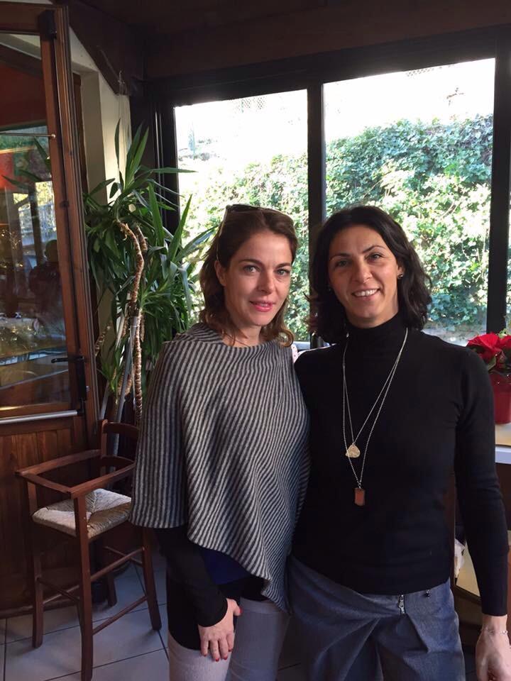 CLAUDIA GERINI AL PARK HOTEL FANANO