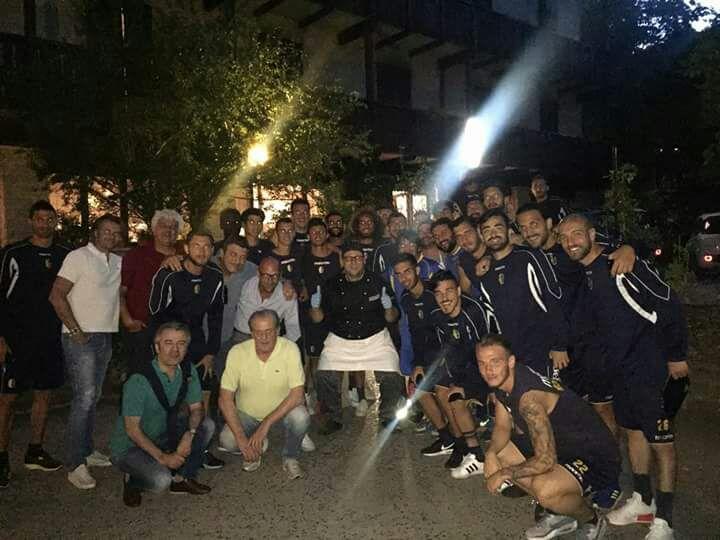 la squadra del Modena Fc